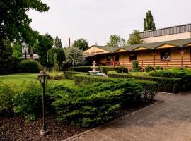 Hotel Slnecny Dvor, hotel v destinaci Michalovce