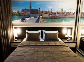 Hotel Shengen, готель у місті Кропивницький