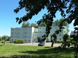 Селигер Палас Отель, отель в городе Новые Ельцы