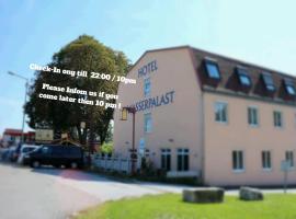 Hotel Wasserpalast, Hotel in der Nähe vom Flughafen Graz - GRZ, Graz