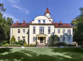 Pałac Nieznanice Zabytek Gościnny – dom wakacyjny