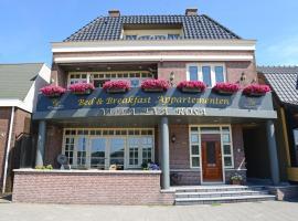Appartement Villa Eva Rosa, beach hotel in Wijk aan Zee