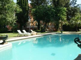 Hotel Villa Paradiso dell'Etna, hotel a San Giovanni la Punta