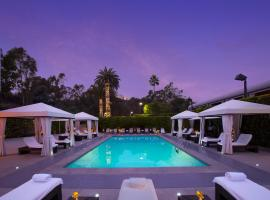 Luxe Sunset Boulevard Hotel, hotel near Getty Center, Los Angeles
