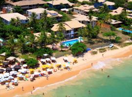 Enseada dos Corais Praia Hotel, hotel em Arraial d'Ajuda