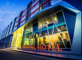 合艾水晶酒店,合艾的飯店