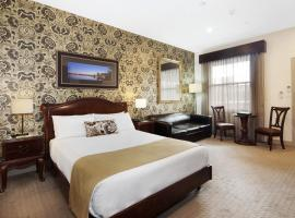Quality Inn Heritage on Lydiard, hotel in Ballarat