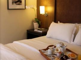 Porto da Ilha Hotel, hotel near Ponta das Canas Beach, Florianópolis