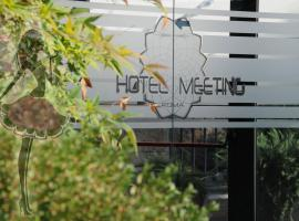Hotel Meeting, hotel near Anagnina Metro Station, Ciampino