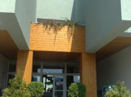 Sport Hotel Ticha Orlice, отель в городе Усти-над-Орлици