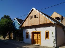 Ruralna Kuća Za Odmor Zajec, country house in Zmajevac
