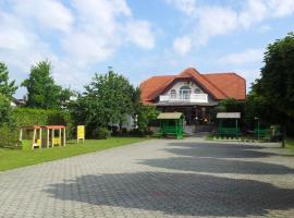 Vila Šiftar, hotel v Moravskih Toplicah