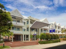 Broadwater Resort Como, apartment in Perth