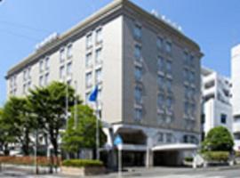 Pearl Hotel Mizonokuchi, hotel near Todoroki Fudoson Temple, Kawasaki