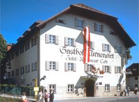 Hotel Turnerwirt, hotel in Salzburg