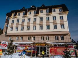 Отель Снежный, отель в Шерегеше