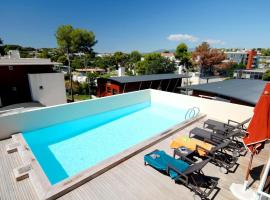 Odalys City Antibes Olympe, hotel in Antibes
