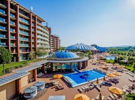 Aquaworld Resort Budapest, hotel with pools in Budapest