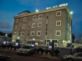 Royal Jatoz Hotels, hotel near Murtala Muhammed International Airport - LOS, Ikeja
