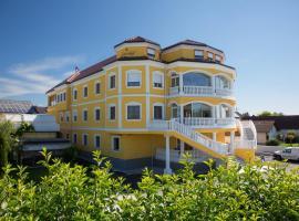 Donauhotel Lettnerhof, hótel í Au an der Donau