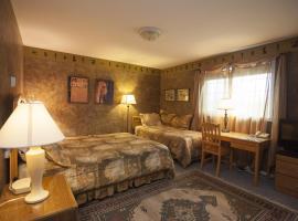 Midnight Sun Inn, hotel em Whitehorse