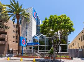 Motel 6 Hollywood, hotel in Los Angeles