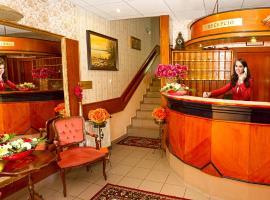 Hotel Wesselényi, отель в Дьёре