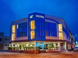 U Design Hotel Bukit Mertajam, hotel in Bukit Mertajam