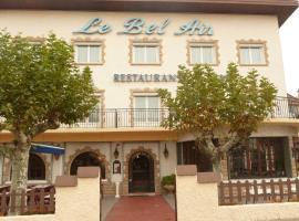 Le Bel Air, hotel near Business Park of the Vallée de l'Ozon, Mions