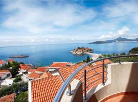 Apartments Baron: Sveti Stefan, Sveti Stefan yakınında bir otel