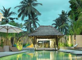 Alam Mimpi Boutique Hotel, hotel in Senggigi