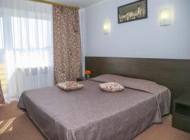 Dnepropetrovsk Hotel, готель у місті Дніпро