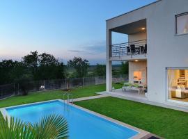 Villa Ortensia, luxury hotel in Novigrad Istria