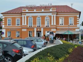 Hotel Roháč, hotel v destinaci Trstená