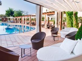 Hotel Florida Park, отель в Санта-Сусанне