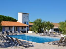 Mas De Calabrun, hotel in Saintes-Maries-de-la-Mer