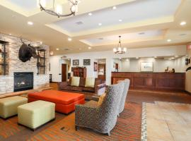 Homewood Suites by Hilton Anchorage, hotel near Ted Stevens Anchorage International Airport - ANC, Anchorage