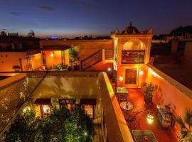 Riad Louaya, Hotel in Marrakesch