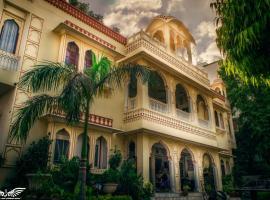 Krishna Palace, hotel in Jaipur