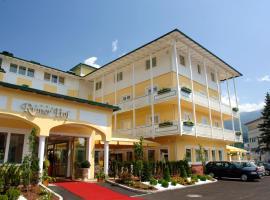 رومر هوف، فندق في إنسبروك