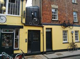 Henry's, B&B in Oxford