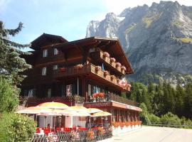 Hotel Blümlisalp, hotel in Grindelwald