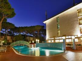 Hotel Vina De Mar, hotel v Lignanu Sabbiadoru