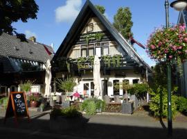Duinberk, hotel in Schoorl