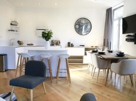 Flandres Appart' Hotel par NOCNOC, hotel in Lille