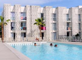 Appart'Hotel Odalys Nakâra, hotel in Cap d'Agde