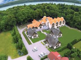 Hotel Aubrecht Country Spa Resort, family hotel in Przechlewo