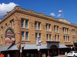 Stockyards Hotel, hotel in Fort Worth