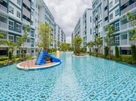 The Trust Condo Hua Hin, apartment in Hua Hin