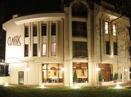 Classic Hotel, hotel near Palace of Culture and Sports, Varna City